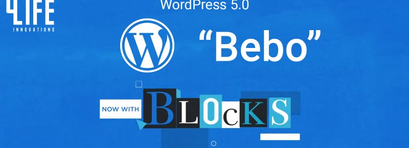 wordpress 5.0 bebo features