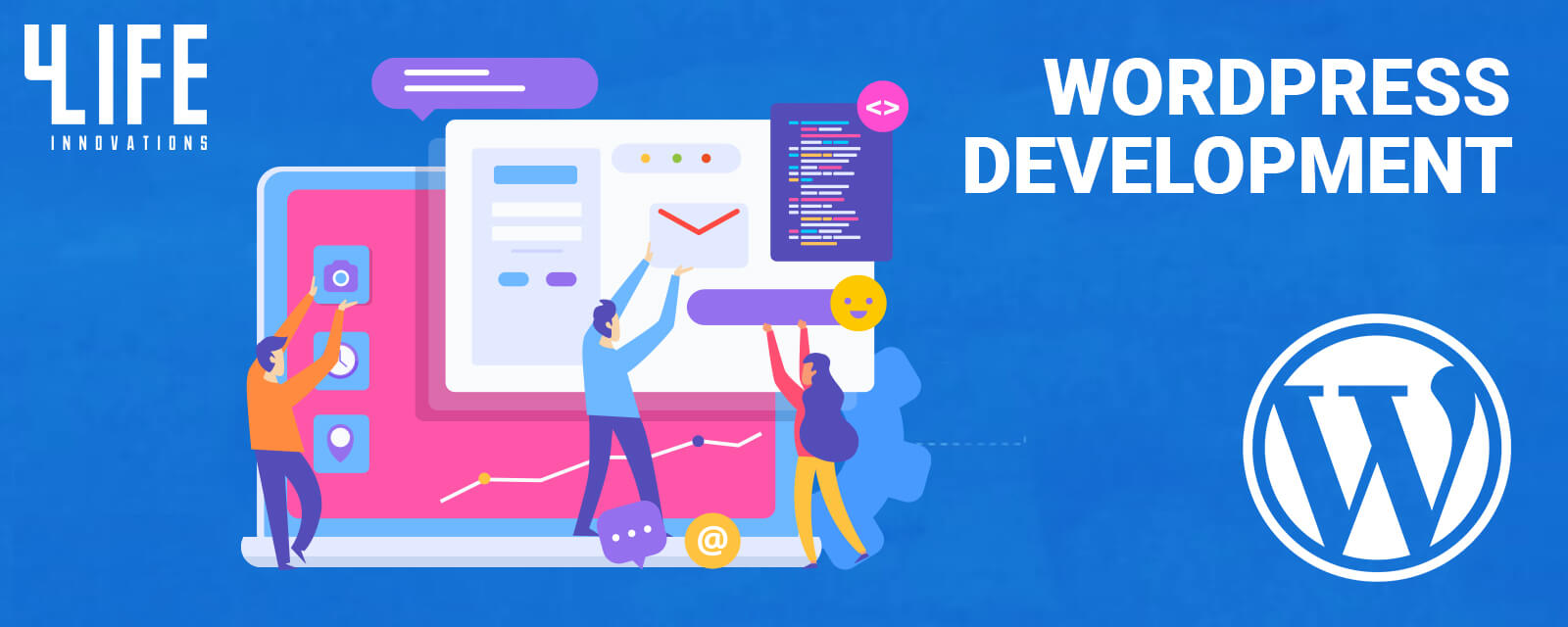 WordPress Development Company USA | Custom WordPress