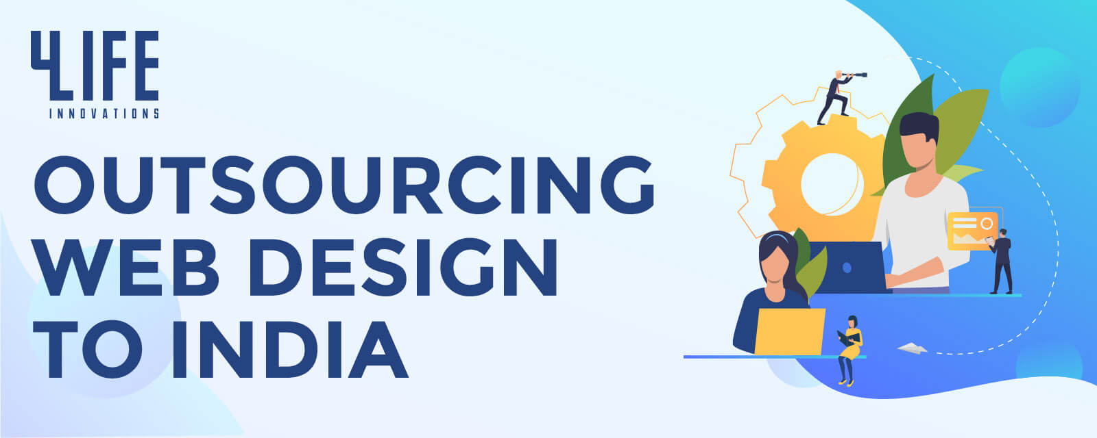 Web Design Outsourcing to India - Outsource Web Development India