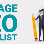 on page seo checklist 1 1