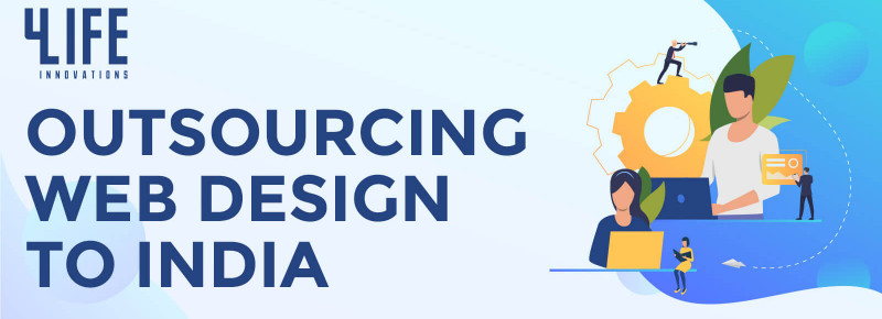 web design outsourcing india